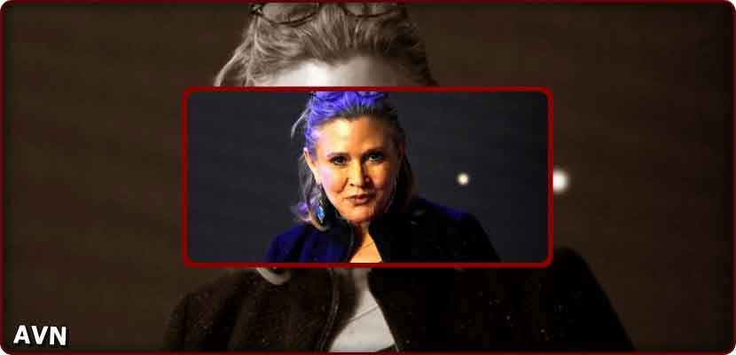#Carrie_Fisher
