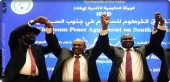 Conflicting parties in southern Sudan agree on power-sharing