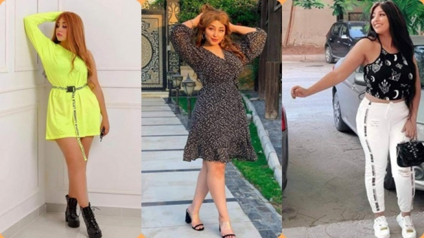 Renad Emad is a new Egyptian woman accused of Tik Tok cases