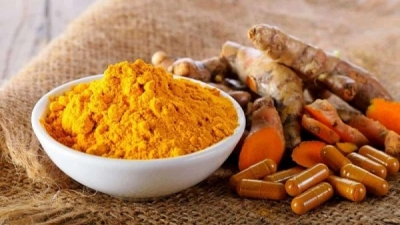 Curcumin has benefits for inflammatory diseases, depression, and cancer, and these conditions are common for people with rheumatoid arthritis.