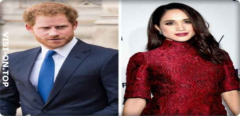 Prince Harry and his girlfriend American actress Megan Markle