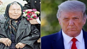 Vision Egypt News: - The blind Bulgarian fortune teller, Vanga before her death predicted that the forty-fifth US president would be infected with a dangerous virus.