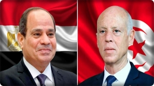 A connection between Saeed and Al-Sisi
