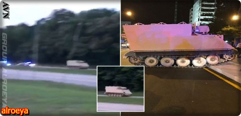 Video, A man stole a tank for the US Army