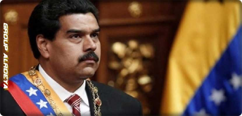 The first European sanctions of its kind on Venezuela