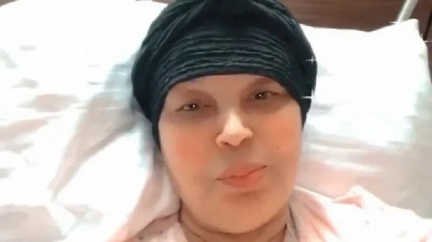Fifi Abdo is banned from movement after a delicate surgery