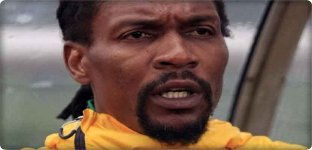 He came back to life, the former commander of the Cameroon national football team Rigobert Song