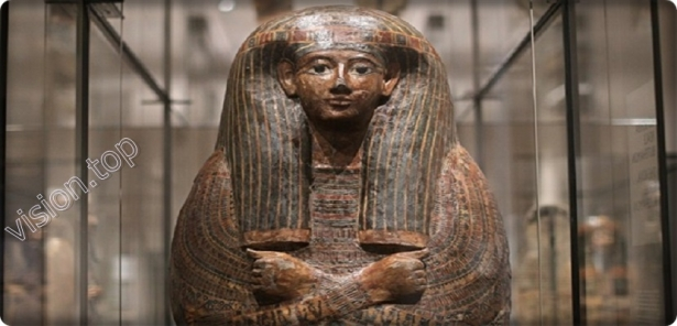 For the first time, the sarcophagus of Queen Tausert in the Luxor Museum