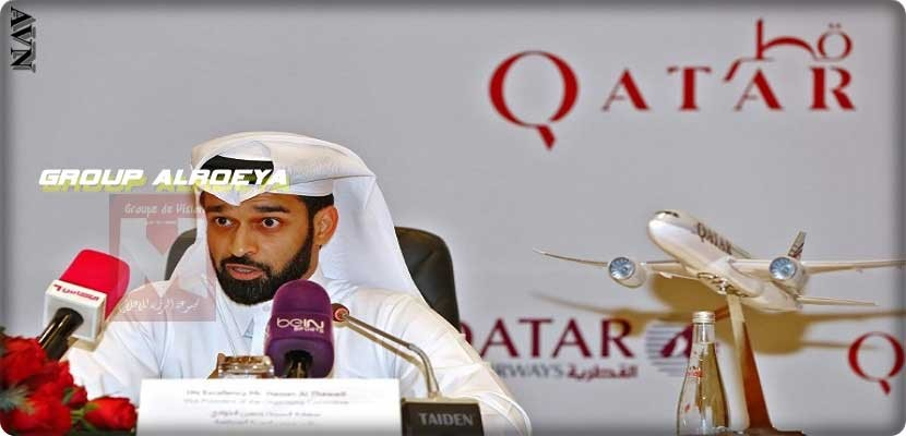 Hassan Al-Thawadi, secretary general of the Supreme Committee for Projects and Heritage, Qatar 2022