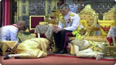 Thailand's King Maha Vajeralkorn in sexual isolation
