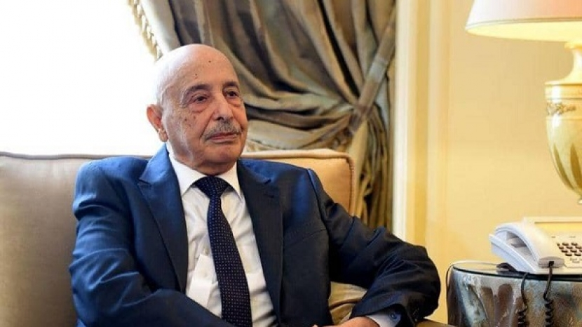 Discussions in Algeria on the Libyan file