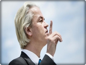 The Dutch state provides around-the-clock protection for 56-year-old Wilders.