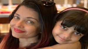 Aishwarya, 46, is the wife of Amitabh Bachchan's son, who won the Miss World title