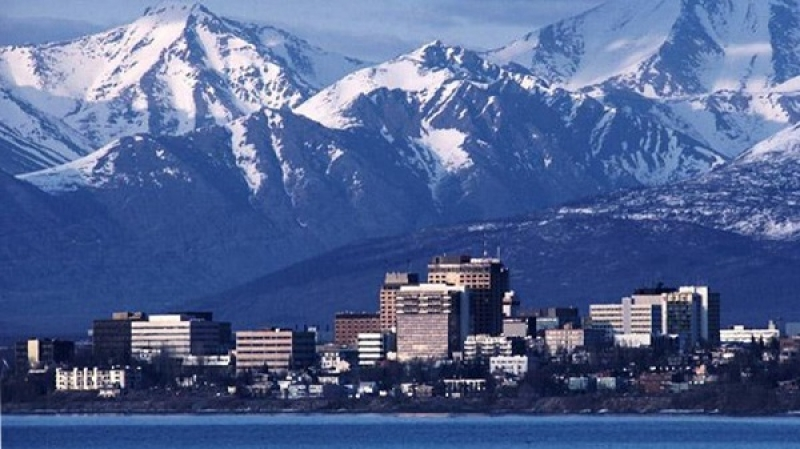 Alaska celebrates the transition of dependency from Russia to America