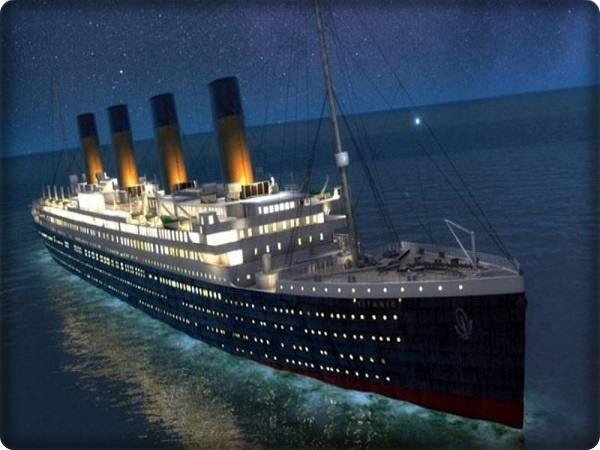 The truth that sank with the Titanic