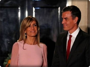 Positive analyzes of the Spanish Prime Minister and his wife