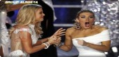Sexual messages fluttering Miss America