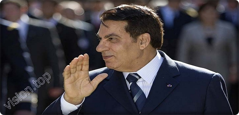 The death of the second president of Tunisia, Zine El Abidine Ben Ali