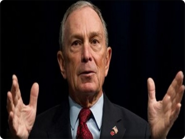Former New York Mayor Michael Bloomberg has promised not an election