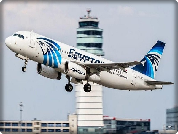 The return of Egyptian flights to China