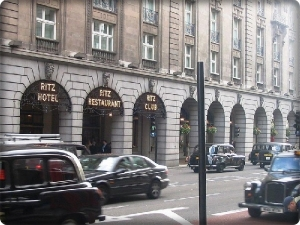 The Barclay brothers are considering selling the Ritz