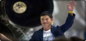 Japanese billionaire Yusaku Mizawa is the first person to make a trip to the moon