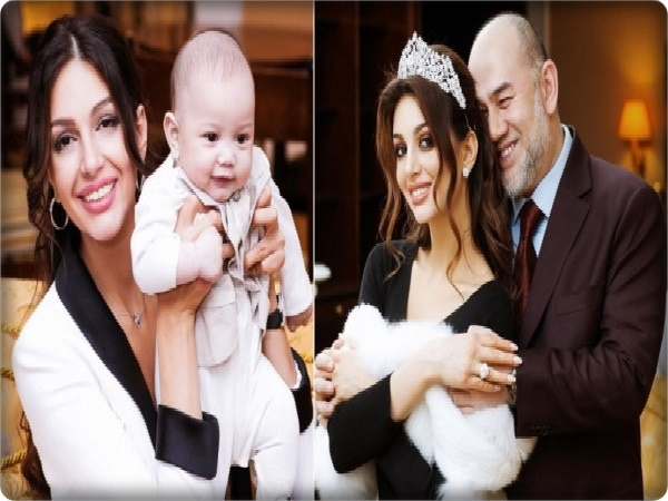 Between Russia and Malaysia, beauty queen Oksana, and her son from the king are in danger