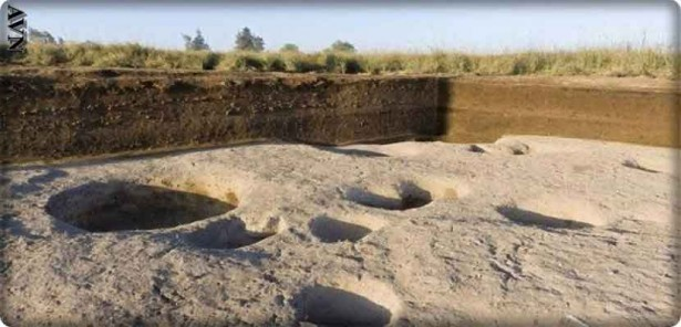 The discovery of the oldest Egyptian village dating back to the Stone Age