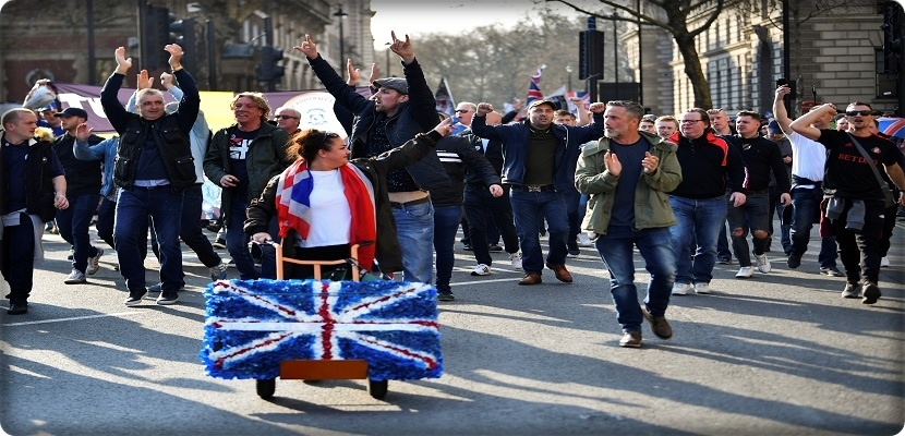 Britain, the objections of Brexit supporters reached the demonstrations