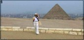 Video, Visit of America's First Lady Melania Trump to the Pyramids of Giza