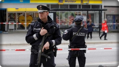 A Tunisian assaults a machete of pedestrians in Germany
