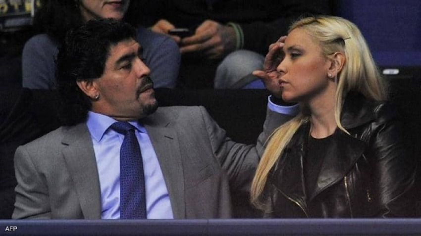 Maradona's will to his girlfriend's husband and surprises before his death