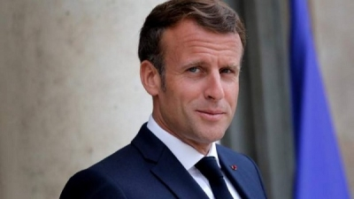 The infection of the President of France with the Corona virus causes the isolation of European leaders