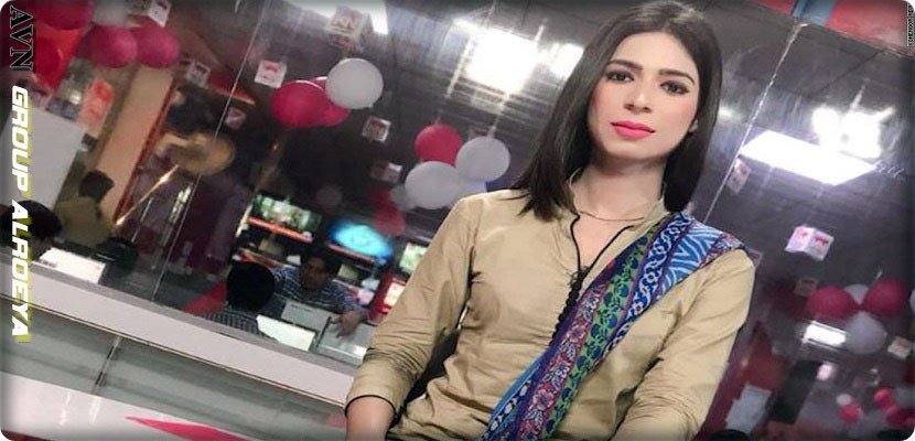 In pictures, Marvia Malik, the first transgender announcer to appear on Pakistani television