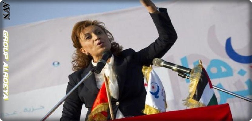 The candidate of Al-Nahda, Souad Abdel Rahim, is the first president to head the Tunisian capital