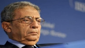 Amr Moussa was infected with the Corona virus
