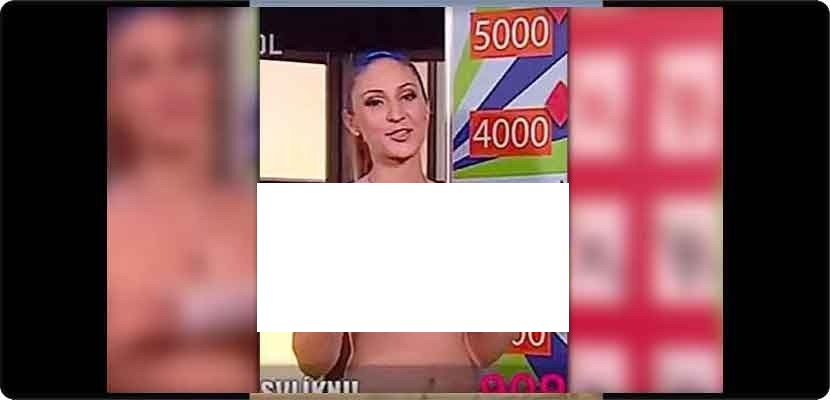 Czech TV presenter, Eva Prcaosuva publish nude image and the public demanding more