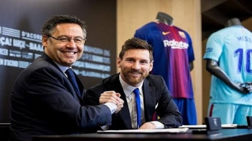 Barca Gat scandal, the arrest of Josep Maria Bartomeu