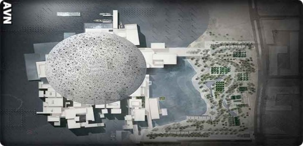 Louvre Abu Dhabi, the first international museum in the Arab world