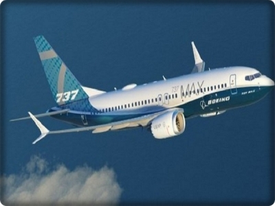 Boeing 737 MAX aircraft programming is not eligible for the license