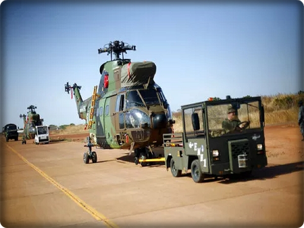 Mali: Two Barkhan helicopters collide, French biggest casualties