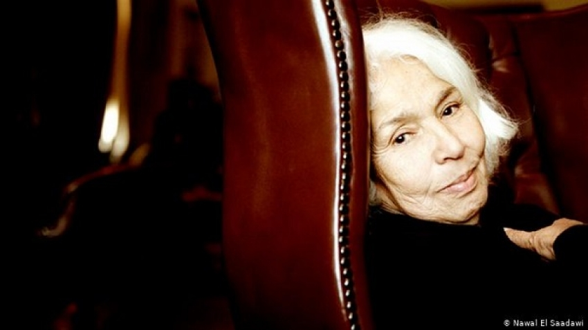 The Egyptian writer, Nawal El Saadawi, is one of the most important Egyptian and African women writers of all time