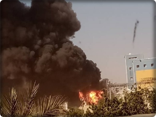 Sudan: 153 killed and injured in fire in Khartoum