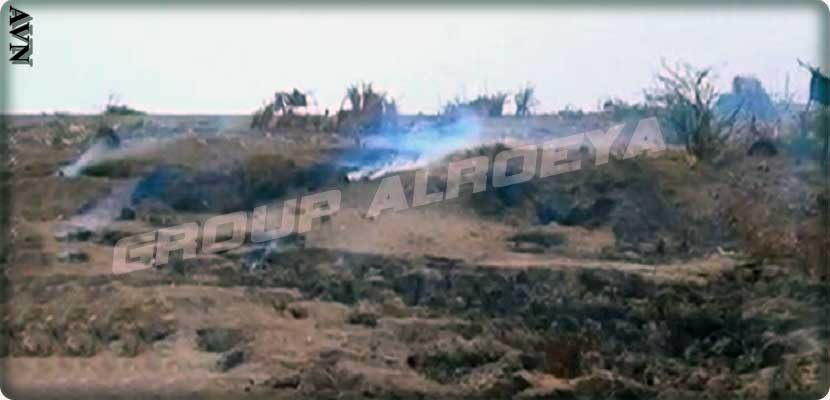 Tunisia: Causes of smoke rising from land in Kairouan