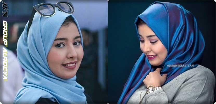 the Moroccan engineer Nisreen Katatni Miss Arab veiled