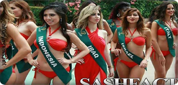 Miss Earth, Iraq contest sparks debate