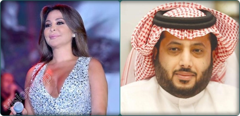 Elissa and Turki Al-Sheikh debate on Twitter about the love of Saudi Arabia
