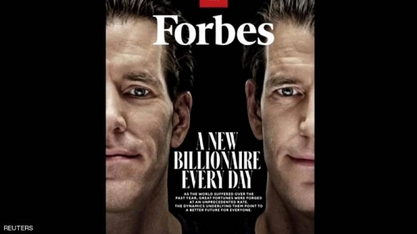 Forbes' latest list of billionaires in the world