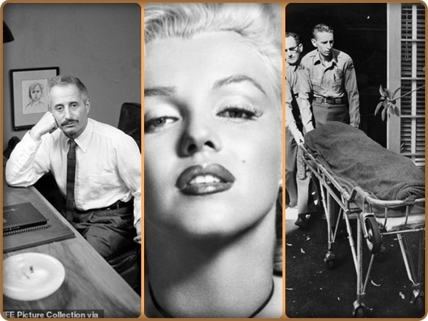 Evidence that Marilyn Monroe was killed by her psychiatrist