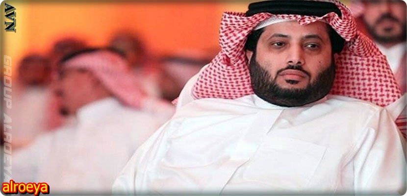 The head of the General Authority for Sport in the Kingdom of Saudi Arabia, Turki Al-Sheikh